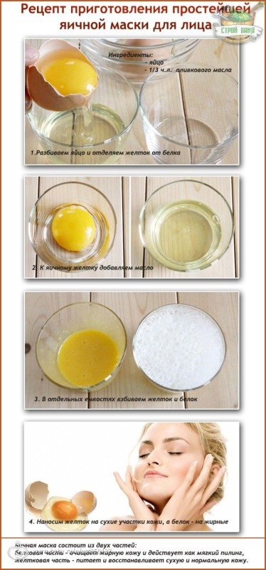 Рецепты масок для бани в домашних условиях