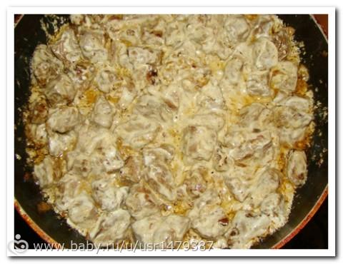 Печень говяжья маринованная рецепт с фото  1000menu