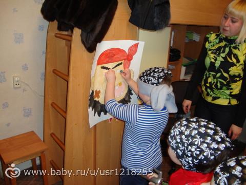 Пиратская вечеринка для детей сценарий 7 лет поиски