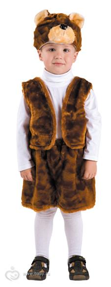 Карнавальный костюм медвежонка для мальчика
