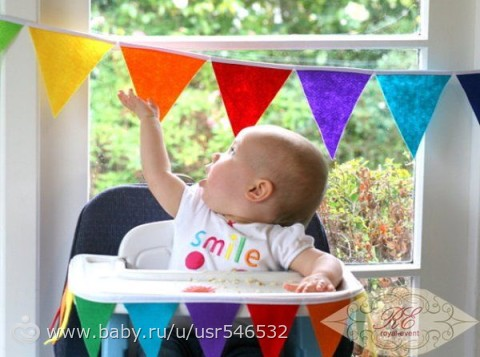 Праздник ребенка своими руками