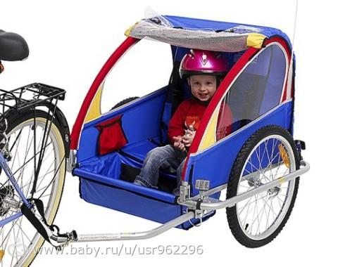 Как сделать из коляски велосипеды