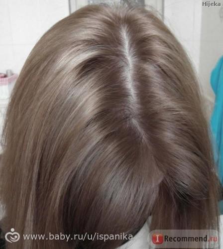 Светло коричнево пепельный цвет волос
