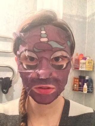 Летуаль маска единорога