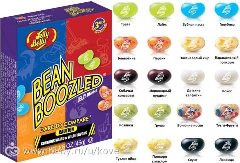 Как сделать конфеты бин бузлд