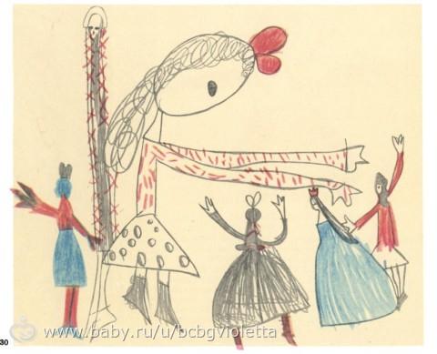 оригинальных рисунки детей больных шизофренией рекомендуют давать