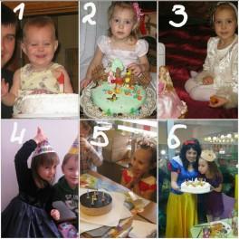 Адрианке 8 лет