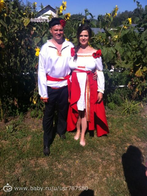 Несколько фото со свадьбы
