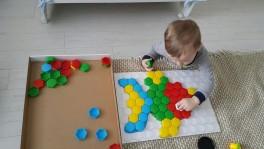 Малышу 1 год 7 мес и обещанный пост о наших ИГРАХ )