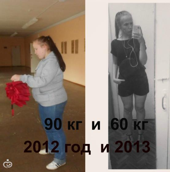 Как похудеть на 30 кг реальные истории!