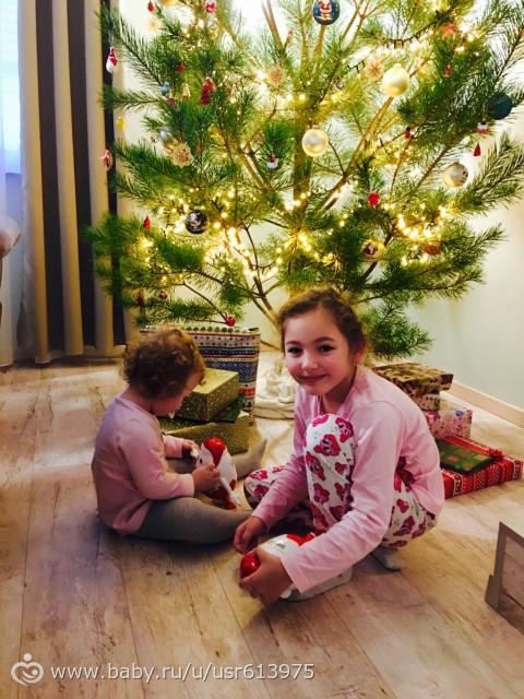 Наше Рождество 😇🎄❤