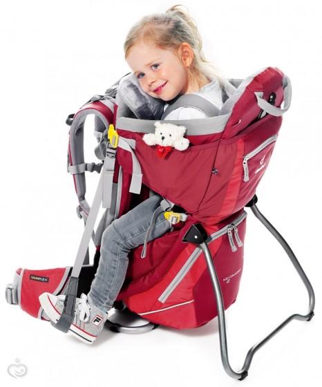 Походный рюкзак для переноски ребенка рюкзак медведь 100 v2