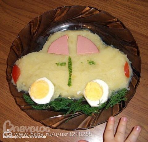 Рецепты блюд дня рождения ребенка фото