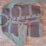 женская кофта из альпаки