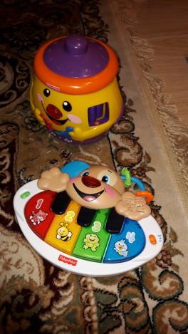 во что играют каждый день ваши дети в возрасте 1,5-2 года.