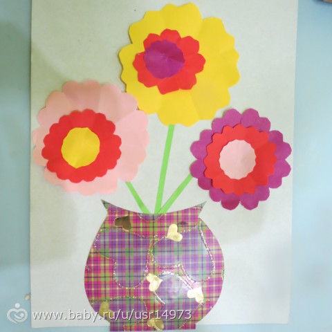 Цветы от бабушки