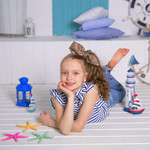 Алиса Шохина, 9 лет.