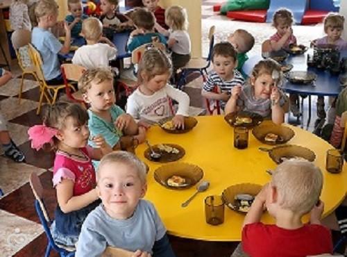 дети в садике картинки