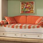 Подушки на детскую диван-кровать?