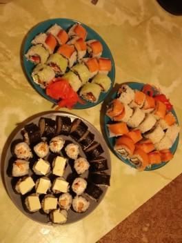 Ужин часть 2