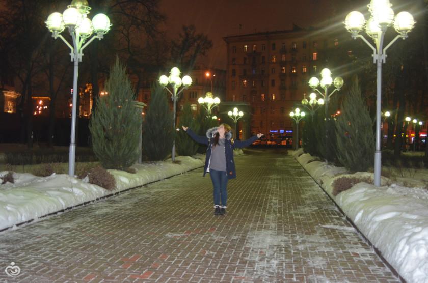 Новогодняя паровозия 24.12.2016