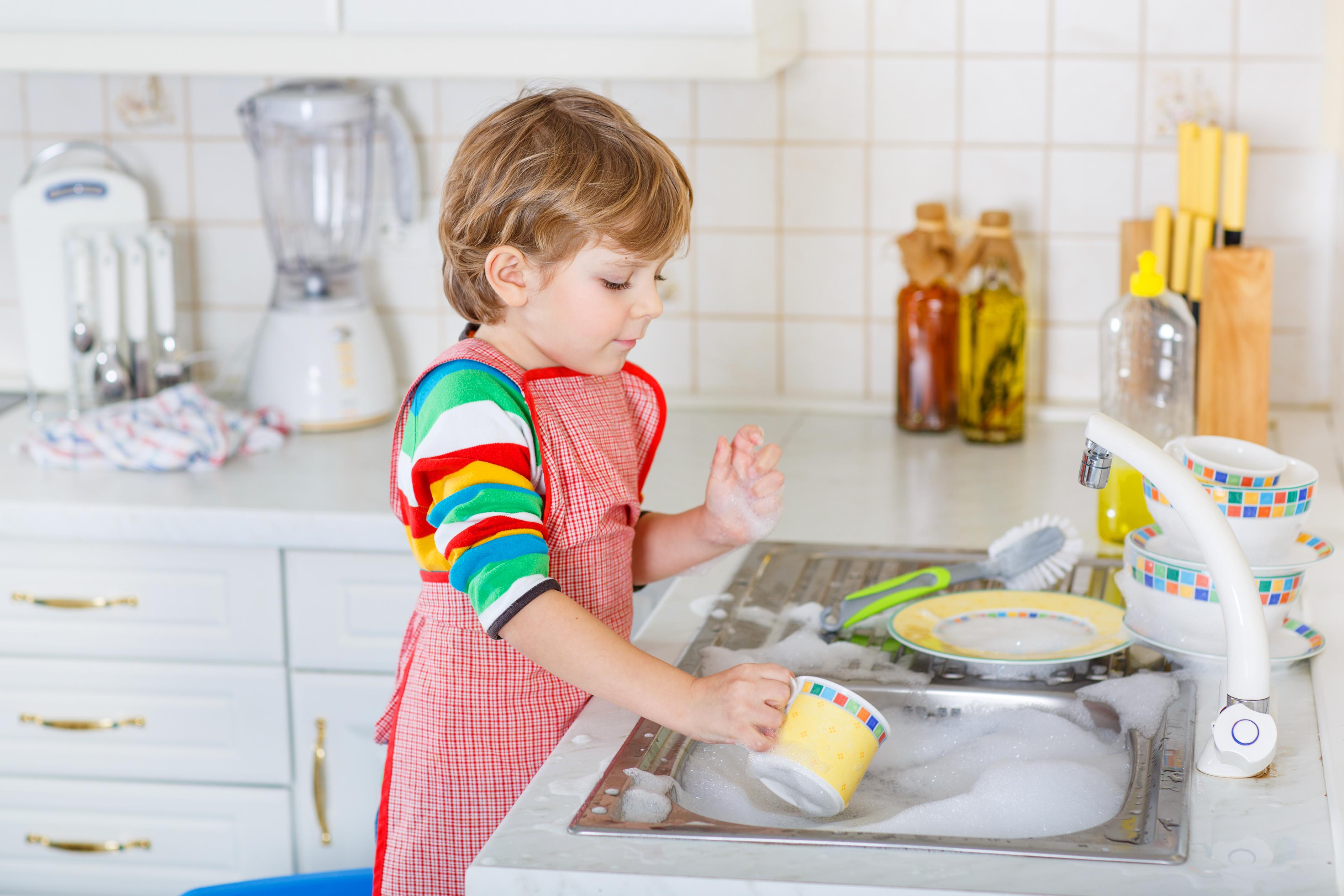 Картинки на тему я мою посуду