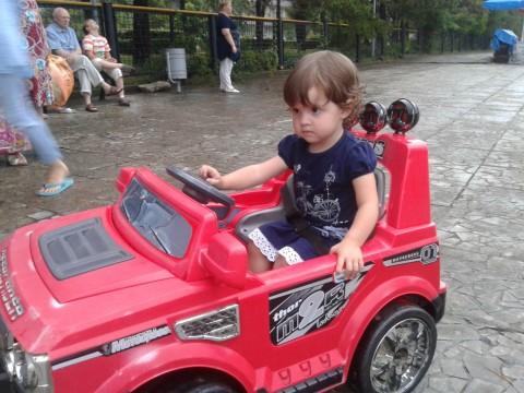 Моя маленькая автоледи))