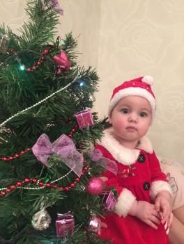 Маленькая Мисс Санта