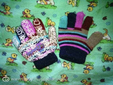 Отдам перчатки 1-3 г (Влг)