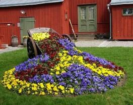 про цветы!