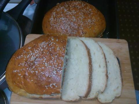 Домашняя выпечка. Хлеб.