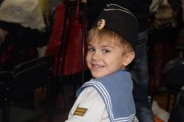 Юный моряк