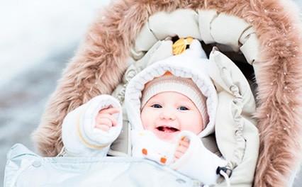 Как одеть своего малыша ☃