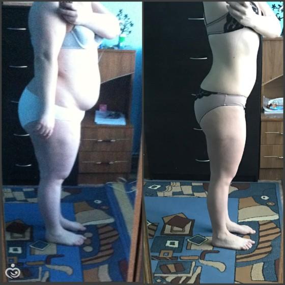 Фотоотчеты По Похудению. ДО и ПОСЛЕ. 3 реальные истории похудения. Много фото внутри.