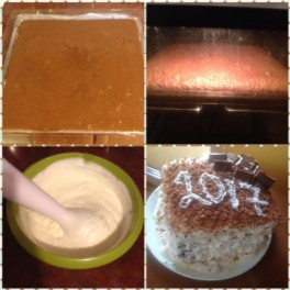 Тортик готов !🤗
