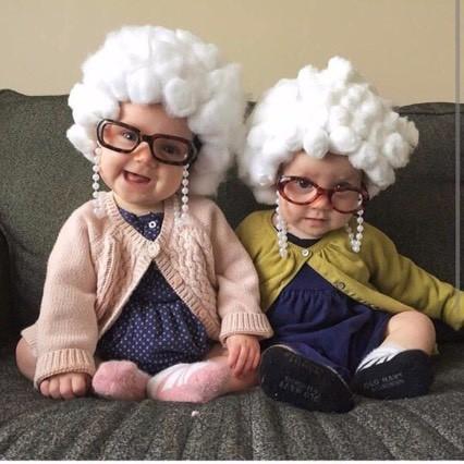 Самые модные бабулечки...
