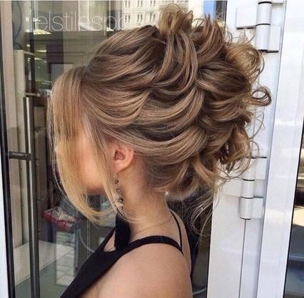 Идеи причёсок..