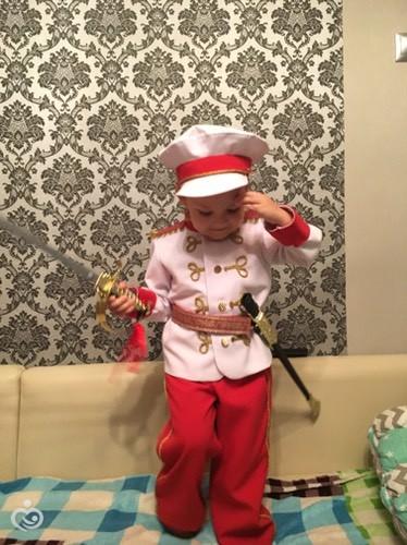 А какой костюм у ваших деток в этом году?