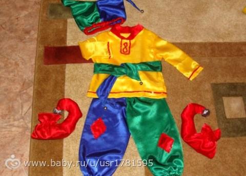 новогодний костюм ковбоя для мальчиков своими руками