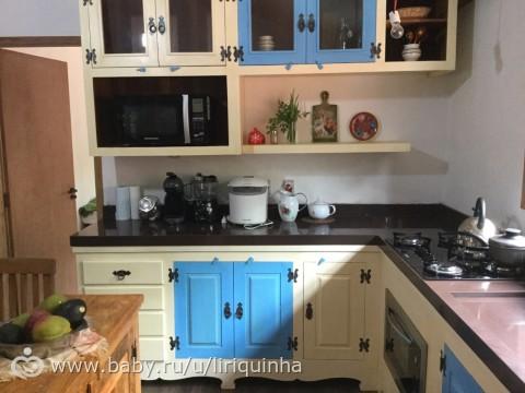 Установили кухню (фото-пост)