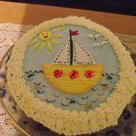 Тортик для внука знакомых
