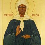 Матронушка, моли Бога о нас, чтобы он послал нам детишек!