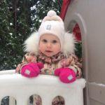 Дочери моей 1 год и 7 месяцев!!