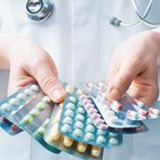 Поиск лекарств