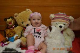 Софье 6 месяцев