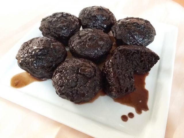 Очень шоколадные БРАУНИ, очень необычный рецепт