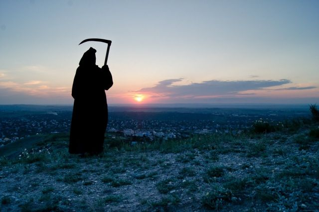 притча про кузнеца и смерть