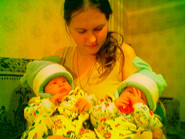 Моя первая беременность и роды