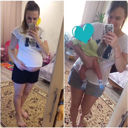 Кто Похудел После Беременности. Кто как худел после родов